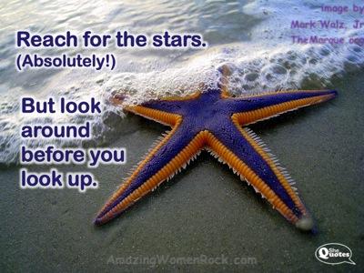 AWR reach for the stars