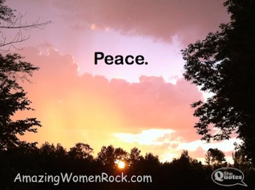 AWR Peace