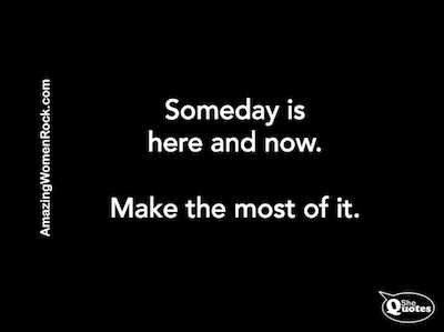 AWR someday is here