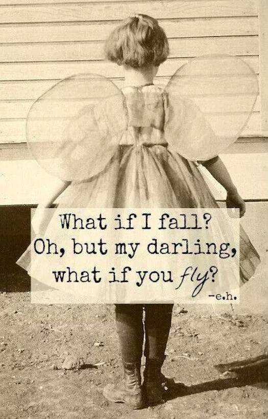 Erin Hanson what if you fly