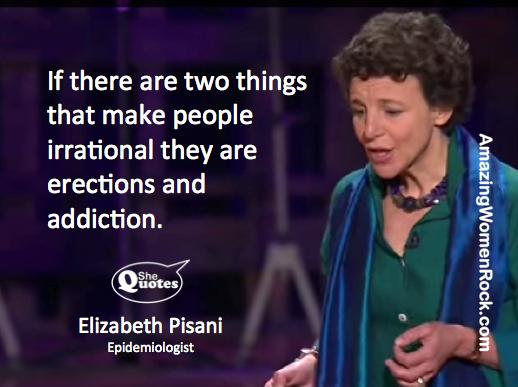 Elizabeth Pisani erections