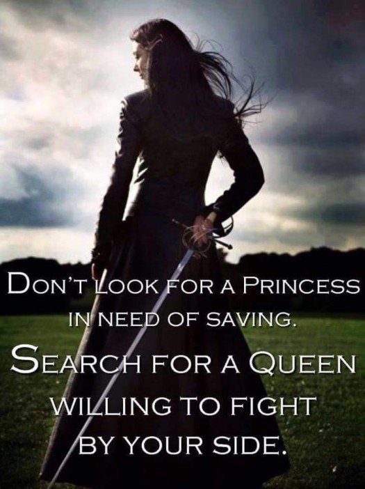 #Shequotes Queen by your side