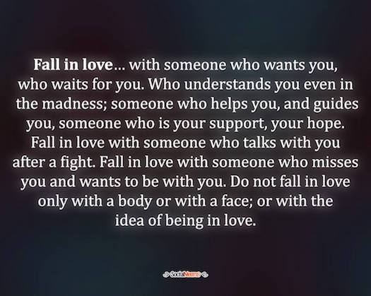 Others Fall in love