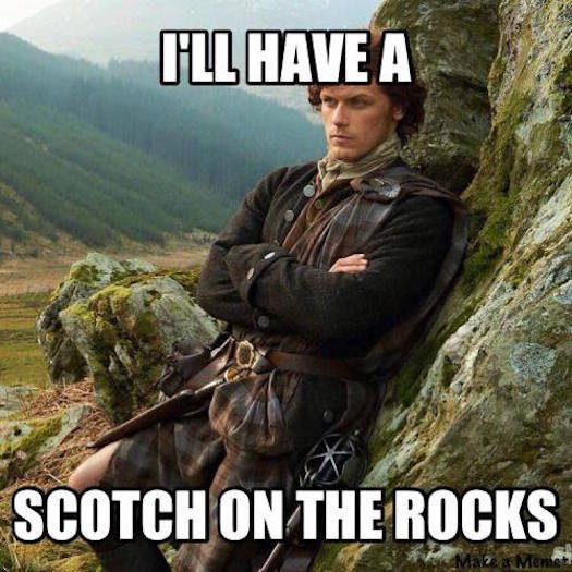 SheQuotes  loves men in kilts