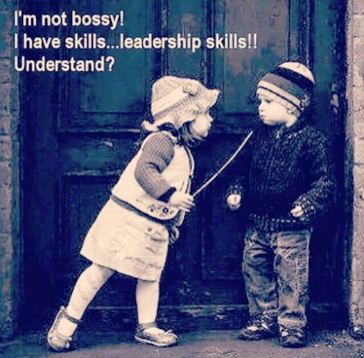 Others I'm not bossy