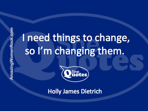 Holly James Dietrich